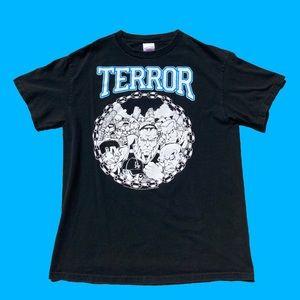 Terror OG Hardcore Band Merch Tee